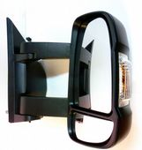 Fiat Ducato long arm electric wing mirror O/S